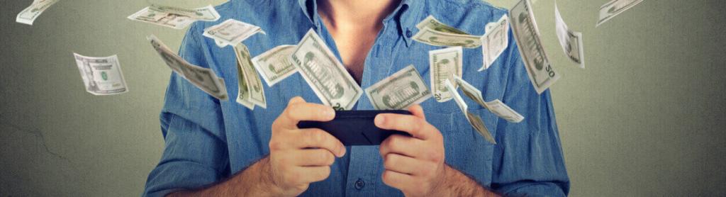 Mobil betting - tipping på odds kan gjøres hvor som helst